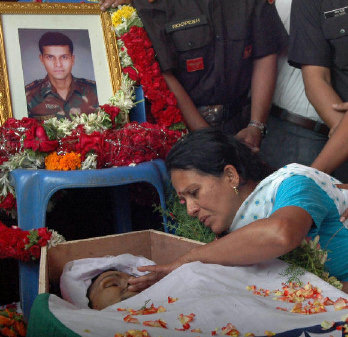 Shaheed Major Sandeep Unnikrishnan 7th, Bihar Regiment, Indian Army