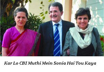 Q and Sonia: Hum Saath Saath Hein....