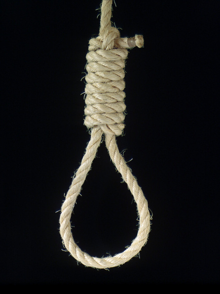 Noose waiting for Ajmal Amir Kasab and Afjal Guru